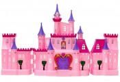Castel de vis My Little Poney cu figurine, mobilier, sunete si lumini