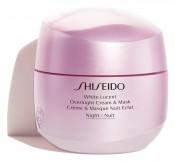 Crema pentru noapte Shiseido White Lucent Overnight Cream & Mask