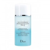 Demachiant pentru ochi Christian Dior Duo Express