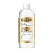 Eveline Cosmetics Apa micelara Gold Lift Expert 24k