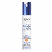 Fluid antiaging multi-action cu SPF 30 Age Protect, Uriage