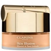 Fond de ten pudra Clarins Skin Illusion