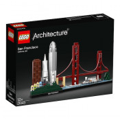 LEGO Architecture - San Francisco 21043