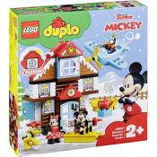 Lego Duplo, Casa de vacanta a lui Mikey, 10889, 2+