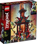 LEGO Ninjago: Templul de nebunie al Imperiului 71712, 9 ani+, 810 piese