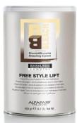 Pudra decoloranta pentru tehnici libere Alfaparf BB Bleach Free Style Lift