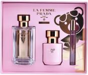 Set cadou Prada La Femme L'eau - ambalaj usor deteriorat