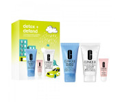 Set Clinique Detox & Defend