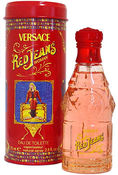 Versace Red Jeans