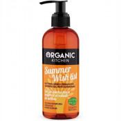 Gel de dus natural cu extract de Mango, Organic Kitchen
