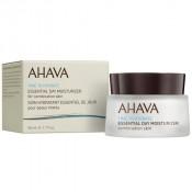 Crema hidratanta de zi pentru ten mixt Time to Hydrate Essential, Ahava
