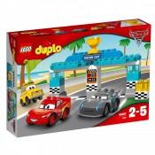 LEGO DUPLO CARS, Cursa pentru Cupa Piston 10857