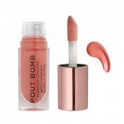 Luciu de buze Makeup Revolution Pout Bomb Plumping Gloss
