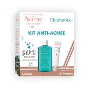 Pachet Avene ANTI- ACNEE Cleanance Gel+ Cleanance Expert Emulsie Nuantatoare