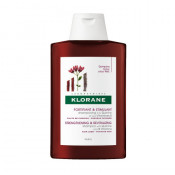 Șampon stimulant și fortifiant cu chinină și vitamine B, Klorane