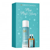 Set Mini Must Haves Light Tones Moroccanoil