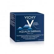 Vichy Gel-crema hidratant de noapte cu efect anti-oboseala Aqualia Thermal SPA