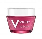 Vichy Crema netezire si iluminare ten uscat Idealia