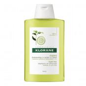 Șampon cu pulpă de citrice pentru păr cu tendință de îngrășare, Klorane