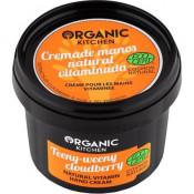 Crema de maini cu vitamine naturale si Mure, Organic Kitchen