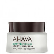 Crema de noapte cu efect de ridicare Beauty Before Age Uplift, Ahava