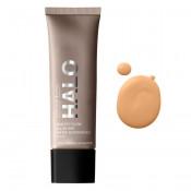 Crema hidratanta colorata, cu efect de iluminare Smashbox Halo Healthy Glow All-In-One Spf25