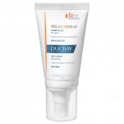Crema pentru ten uscat cu SPF 50 Melascreen UV Riche, Ducray