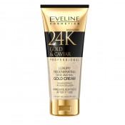 Eveline Cosmetics Crema de maini 24k Gold & Caviar