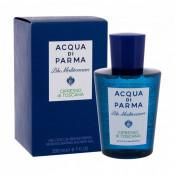 Gel de dus Acqua di Parma Blu Mediterranio Cipresso Di Toscana