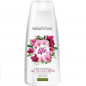 Gel de dus crema cu extract de orhidee Full of Life Gerovital