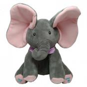 Jucarie interactiva Elefant - Peek a Boo