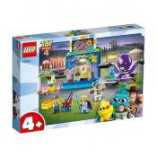 LEGO® Disney Pixar Toy Story 4 Carnavalul lui Buzz si Woody (10770)