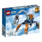 LEGO City, Masina cu senile arctica pe gheata, 60192, 6-12 ani