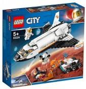 LEGO City, Naveta de cercetare a planetei Marte, 60226, 5+