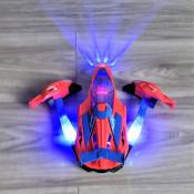 Masina Spaceship Car cu sunete si lumini