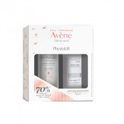 Pachet Crema de zi anti - aging Avene PhysioLift 30 ml + Apa termala 150 ml