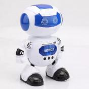 Robot interactiv Mr Robot, cu lumini si sunete