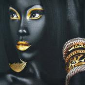 Tablou LED canvas Bracelets cu leduri lumini 45 x 35 cm