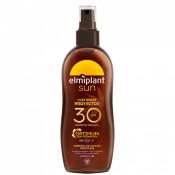 Ulei spray pentru protectie ridicata SPF 30 Optimum Sun Elmiplant