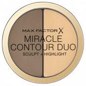 Paleta de conturare Max Factor Miracle Contour Duo
