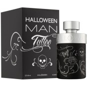 Jesus Del Pozo Halloween Tattoo Man