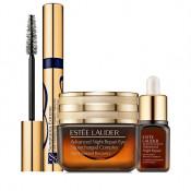 Advanced Night Repair, Set: Crema de noapte pentru ochi, + Crema de noapte pentru ochi travel-size, + Mascara, Black