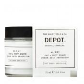 Crema inainte si dupa ras Depot 400 Shave Specifics No.401