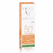 Crema matifianta anti-stralucire 3 in 1 SPF 50+ Capital Soleil Vichy