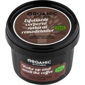Crema naturala exfolianta anticelulitica cu extract de Cafea Etiopiana, Organic Kitchen