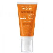 Cremă rezistentă la apă pentru piele uscată Avene SPF50+, Pierre Fabre