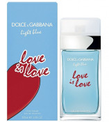 Dolce & Gabbana Light Blue Love Is Love pour Femme
