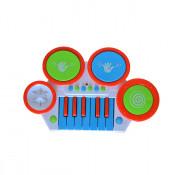 Jucarie Orga pentru copii, cu sunete, instrumente si lumini