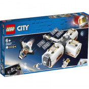 LEGO City Space Port - Statie spatiala lunara 60227