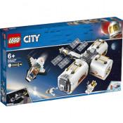 LEGO City Space Port - Statie spatiala lunara 60227
